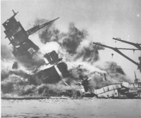 Pearl Harbor Disaster [Honolulu Star-Bulletin]