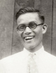 Hung Wai Ching as a YMCA executive [Courtesy of author Tom Coffman]