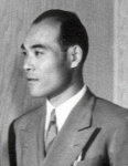 Yoshida was a member of the prewar Council for Interracial Unity [Courtesy of author Tom Coffman]
