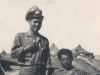 Bernard Akamine , Masanobu Oyadomari, taken in Ghedi, Italy [Courtesy of Bernard Akamine]