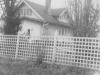 George Splinter's home in Madison, Wisconsin.  [Courtesy of Ukichi Wozumi].