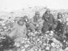 Soldiers overlook Cassino, January 9, 1944. [Courtesy of Mary Hamasaki]