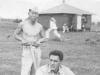 Schofield March 1942.  Yoshida and Spencer.  [Courtesy of Mike Harada]