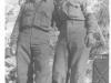 Ben Kakazu and Henry Nakasone in Italy. [Courtesy of Henry Nakasone]