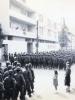 1945 Parade in Leeco, Italy (Courtesy of Dorothy Inouye)