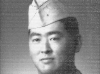 Army portrait of Shigeru Inouye in 1940. [Courtesy of Clinton K. Inouye]