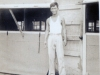 Our barrack or hut at Camp Shelby, Mississippi .  July 15 1943  [Courtesy of James Nogawa]