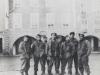 Guzzler Squad from D Company, St. Etienne, Maritime Alps, November 1944 [Courtesy of Joyce Mitsunaga.]