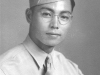 Kenneth Muroshige, B Company. [Courtesy of Mieko Muroshige]