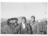 Ben Kakazu, Shige, and Rao in the Maritime Alps, Italy [Courtesy of Don Matsuda]
