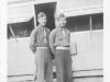 D Company soldiers at Camp Shelby, Mississippi (Courtesy of Moriso Teraoka)