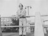 LaCrosse, Wisconsin Banks of Mississippi.  Taken on June 21, 1942 on the rails along the Mississippi River.  [Courtesy of Jan Nadamoto]