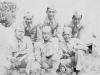 Taken July 21, 1942 Sada, Tom , Yutaka, Hisashi, myself & Kunio.  [Courtesy of Jan Nadamoto]