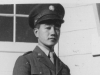 Taken Oct. 9, 1942 on the rear steps of barracks at new Camp McCoy, Wi.  [Courtesy of Jan Nadamoto]