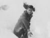 Taken Nov. 29, 1942.  Note the high snow mound in background.  [Courtesy of Jan Nadamoto]