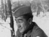 Another snow scene taken November 29, 1942 at Camp McCoy, Wis.  [Courtesy of Jan Nadamoto]
