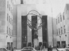 Nov. 1942 Rockefeller Center. Took atour through the NBC studios- Rainbow Dance Room is in the building too-almost to the very left.  NYC.  [Courtesy of Jan Nadamoto]