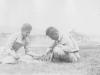Ralph Uyeda and Ken Wasada.  [Courtesy of Rocky Nakahara]