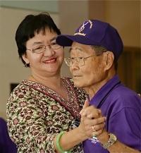 Kazuma and Celia Nishiie [Courtesy of Kauai Stories]