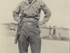 Yoshio Hombo, Back German P.W. [Courtesy of Robert Arakaki]