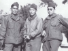 Jutei Kiyabu,  Stanley Hamamura, Tamotsu Higuchi. Italy 1944 [Courtesy of Fumie Hamamura]