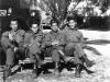 Ed Ikuma (far left) with friends in Italy [Courtesy of Edward Ikuma]