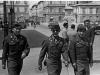 Jimmy Inafuku (far right) and friends during furlough in Italy [Courtesy of Carol Inafuku]