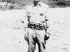 James Kawashima in combat uniform. [Courtesy of Alexandra Nakamura]