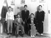 Kawashima family photo; David, Sakichi, James, Masaki and Oscar Kawashima [Courtesy of Alexandra Nakamura]