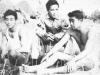 L to R: Itsuki Oshita, Warren Tonaki, Robert Katayama [Courtesy of Mrs. Itsuki Oshita]
