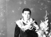 Goro's graduation from Japanese school in Nuuanu, Hawaii, 1939 [Courtesy of Goro Sumida] Inscription: Reverse: Hawaii Chuo Gakuen
