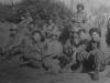 Members of B Comany, 3rd Platoon at camp. [Courtesy of Mrs. William Takaezu]