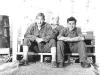 Army game Chester Hada, I. Nakashima, & Bert Miyata