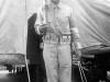 Gary Uchida at Schofield Barracks. [Courtesy of Janice Uchida Sakoda]