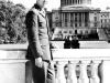 Gary Uchida at the U.S. Capitol. [Courtesy of Janice Uchida Sakoda]