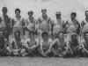 Standing: Kaneko, Ken; Oda, Harold; Kawashima, Jim; Takahashi, Sakae; Koizumi, Tokuichi; Sasaki, Toshio; Ono, Tokui. Sitting: Usui, Mamoru; Oshiro, Jim; Miyashiro, Masaichi; Wozumi, Uki; Muramatsu, Joi; Tomaii, Sam; So, Moses [Courtesy of Ukichi Wozumi]