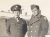Soko Higa and Richard Yamamoto at Camp McCoy, Wisconsin in November 26, 1942