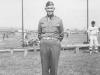 Colonel Turner in September 1942 at an Aloha baseball game. [Courtesy of Sandy Tomai Erlandson]