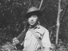 Pfc Kaoru Suzuki.  Pfc Koru Suzuki (30101841) 298th Infantry APO #957.  [Courtesy of Sharon Suzuki]