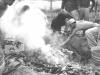 H Co. Luau- May 13, 1942. [Courtesy of Leslie Taniyama]