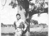 Thomas Tsubota at Camp McCoy, Wisconsin [Courtesy of Thomas Kiyoshi Tsubota]