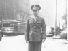 Toshiro Morishige on furlough in Chicago. [Courtesy of Morishige Family]