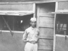 Joe Nakahara at Camp Shelby, Mississippi. [Courtesy of Velma Nakahara]
