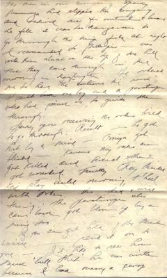 Capt Jack Mizuha, 12/30/1944, page 2