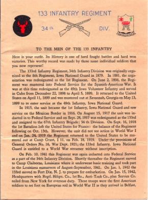 Capt K Kometani, 04/16/1945, page 1