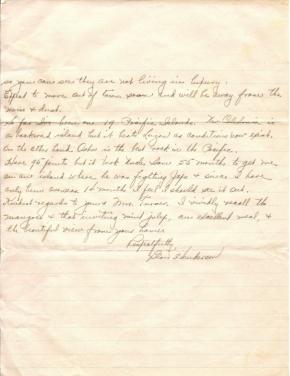 Col Blair E Henderson, 06/29/1945 (page 2)