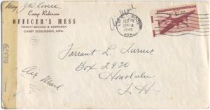 Maj. Jim W. Lovell, 2/18/1945
