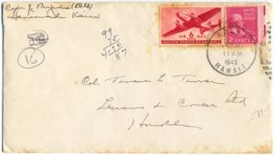 Capt Jack H Mizuha, December 30, 1944