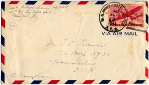 Capt K Kometani, September 7, 1944