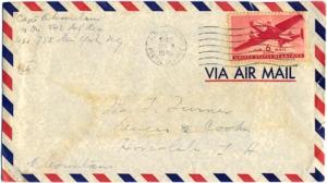 Capt K Kometani, January 6, 1945